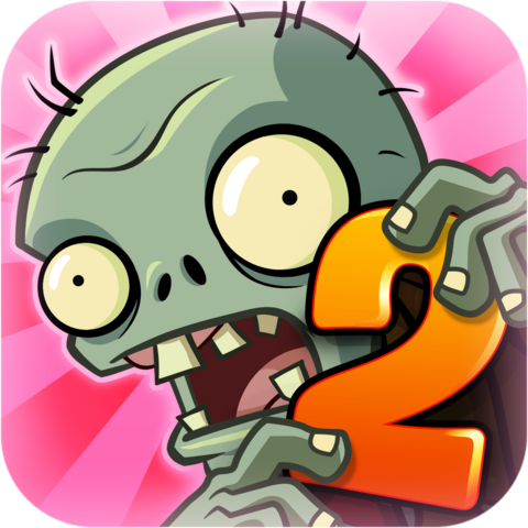 File:Plants Vs. Zombies™ 2 It's About Time Icon (Versions 4.4.1).png