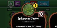 Spikeweed Sector