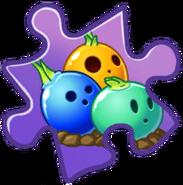 Bowling Bulb Puzzle Piece