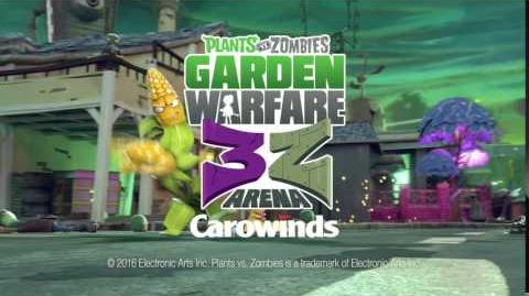 Plants vs. Zombies Garden Warfare: 3Z Arena