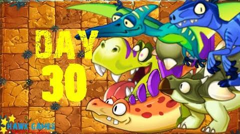 Jurassic Marsh Day 30