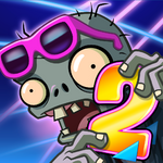 Plants vs. Zombies 2 It's About Time Icon (Versions 3.9.1)