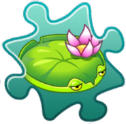 Lily Pad Costume Puzzle Piece