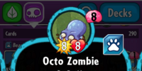 Octo Zombie (PvZH)/Gallery