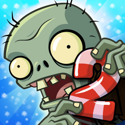 File:Plants Vs. Zombies™ 2 It's About Time Square Icon (Versions 1.7 to 1.8).png