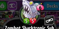 Zombot Sharktronic Sub (PvZH)/Gallery