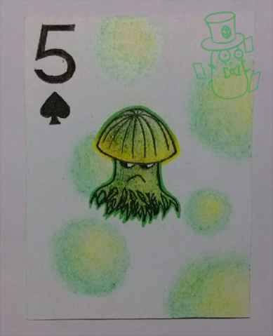 File:Plants of playing CARDS:Spade 5.png