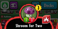 Shroom for Two/Gallery