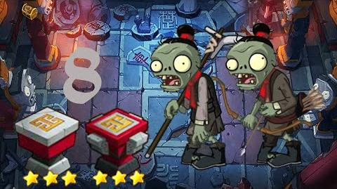 PvZ Online - Adventure Mode - Chessboard Miju 8
