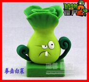 Free-Shipping-New-Arrvial-Plants-vs-zombies-2-It-is-about-time-Bonk-Choy-action-figure