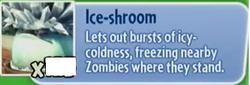 Ice-shroom gw