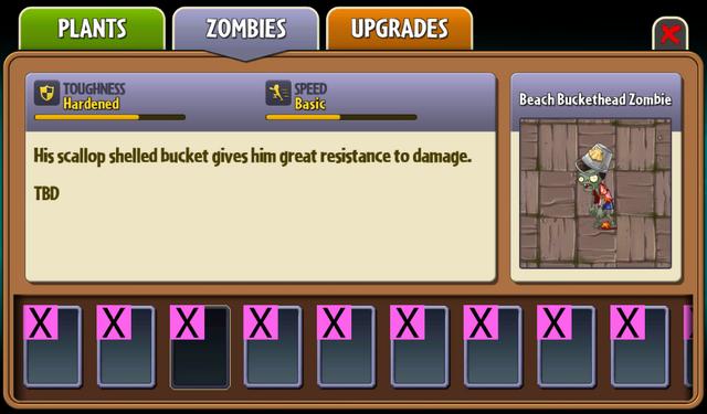 File:Beta Beach Buckethead Zombie Almanac Entry.png