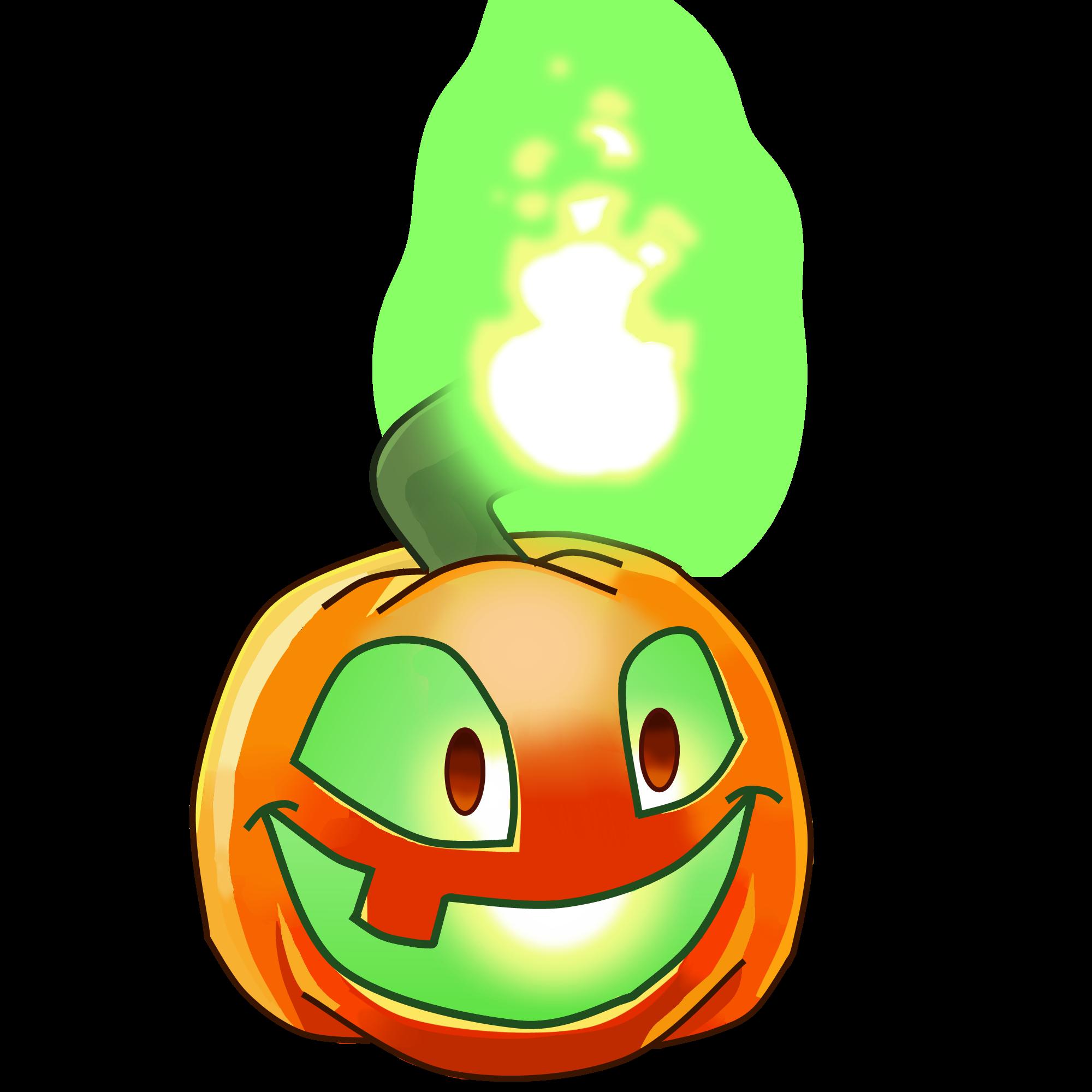 Image Jackolantern Hd Png Plants Vs Zombies Wiki