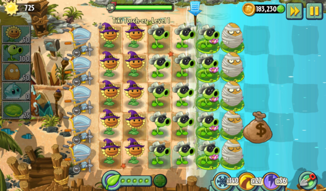 File:Beach endless zone level1 completed.png