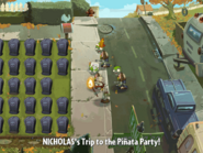 Nicko756 - PvZ2 - Piñata Party - Food Fight - Day 1