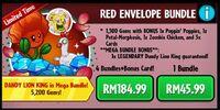 Red Envelope Bundle PvZH