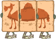 HD Camel Zombies