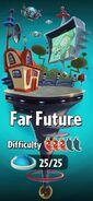 Far Future with Difficulty