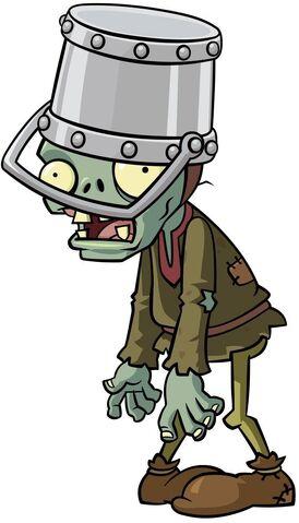 File:HD Buckethead Peasant Zombie.jpg