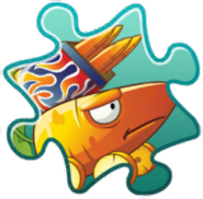 Carrotlauncher Costume Puzzle Piece