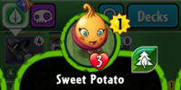 Sweet Potato (PvZH)/Gallery