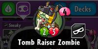 Tomb Raiser Zombie (PvZH)