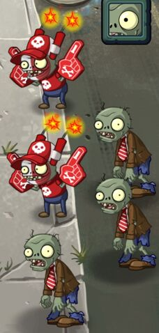 File:Two Super-Fan Imps and Three Zombies.jpeg