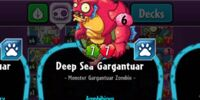 Deep Sea Gargantuar (PvZH)/Gallery