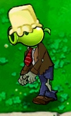 Buttered Peashooter Zombie