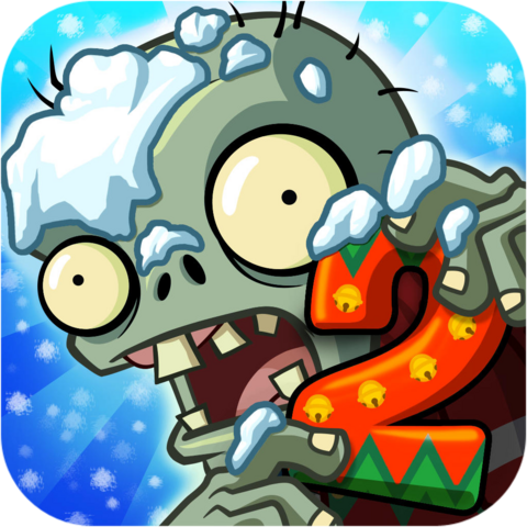 File:Plants Vs. Zombies™ 2 It's About Time Icon (Versions 3.1.1).png