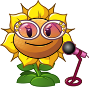HDSingingSunflower