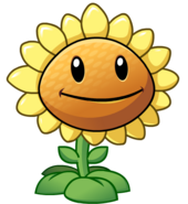 Pvz2sunflower
