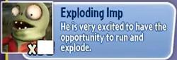 Exploding Imp