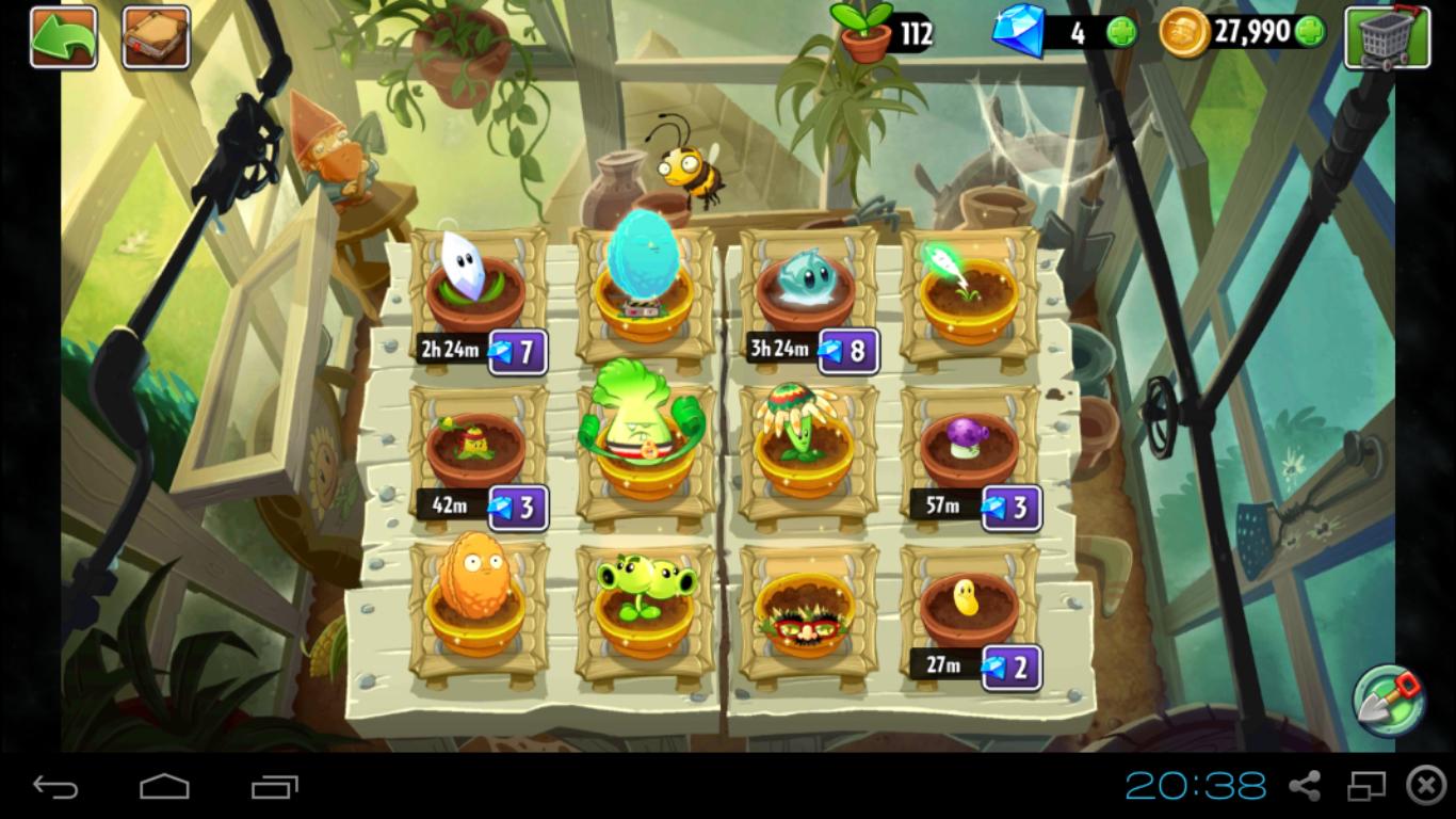 Image pvz 2 pvz gokalp 39 s zen plants vs for Jardin zen plantas vs zombies