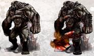 Scrapped Mutant Concept Art 2