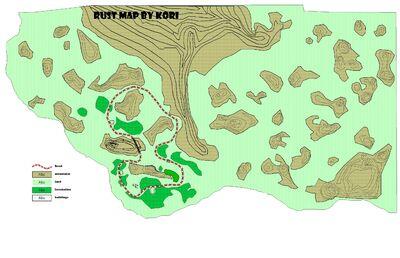 Mapa rustv1