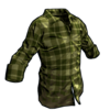 Green Lumberjack icon
