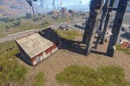 Trainyard Refinery