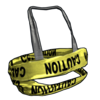 Caution Tape Top icon