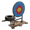 Led Light Target icon