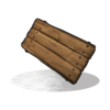 Small Wooden Sign icon