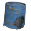 Bucket Helmet icon