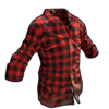 Red Lumberjack icon