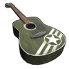 Army Acoustic Guitar icon