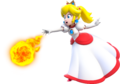 Fire Princess Peach Artwork - Super Mario 3D World.png