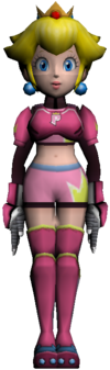 StrikersCharged Peach Model