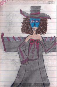 Truepixartronphan drawing