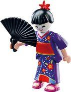 5158,figure number 12-kimono girl