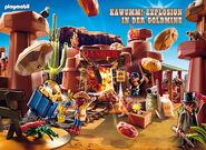 Playmobil 2012 western