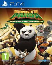 Kung Fu Panda- Showdown of Legendary Legends